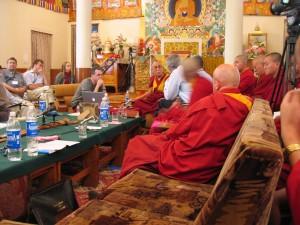 Dalai Lama, Tenzin Gyatso, is a Mac User