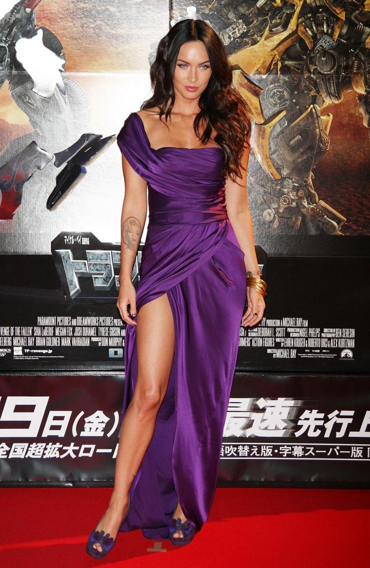 Megan Fox Tokyo Japan ...