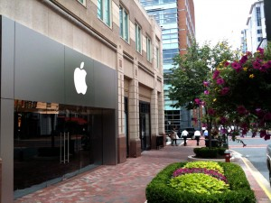 Reston Apple Store, Reston Town Center, Reston VA