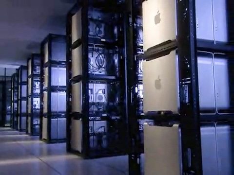 High Performance, Low Cost Supercomputer At Virginia Tech is a Mac ...
