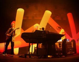 Underworld Band In Concert, North America