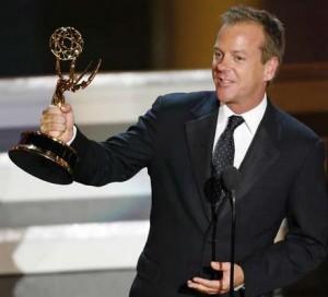 Kiefer Sutherland Emmy