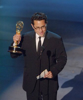 J.J. Abrams Emmy award 2005 for TV show Lost