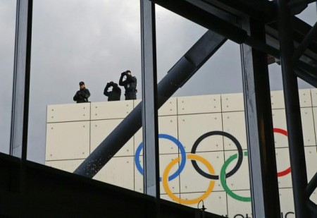 Security at 121st International Olympic Committee session in Copenhagen
