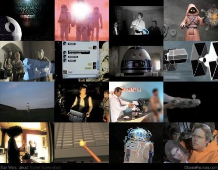 Star Wars Uncut Fan Made Film Movie Trailer Screenshots