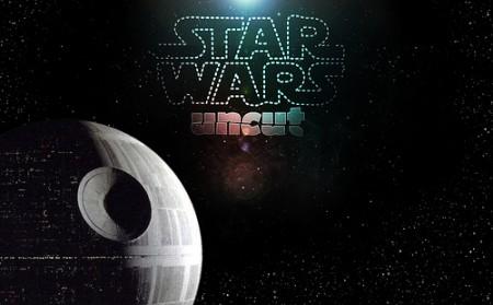 Star Wars Uncut Fan Film - Movie Title Screen