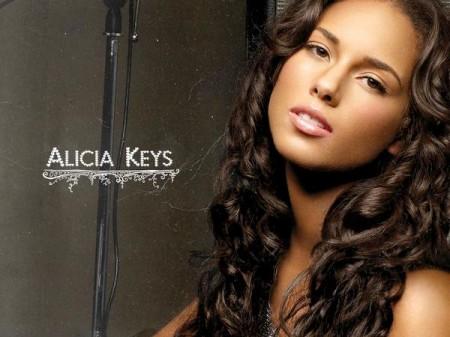 Alicia Keys Portrait