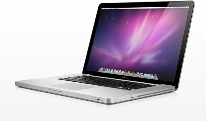 mac laptop:
