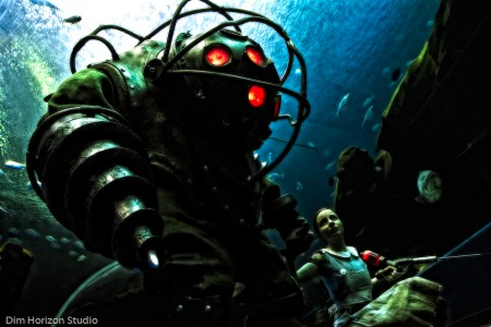 BioShock Big Daddy Costume
