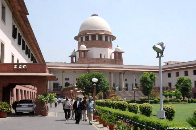 India Supreme Court New Delhi
