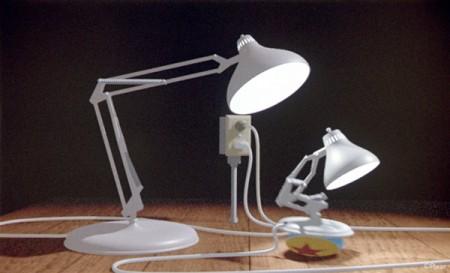 Famous Pixar Mascot: John Lasseter's Luxo Jr. 1986