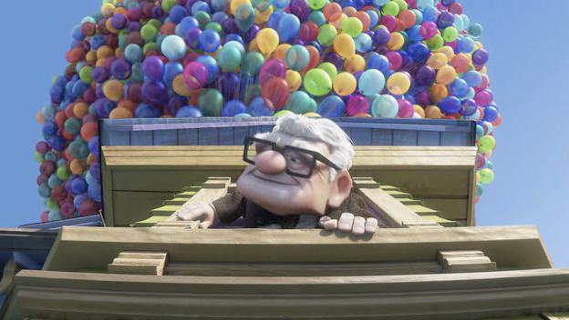 pixar up house. 2010 house pixar characters