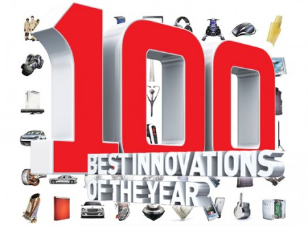 Popular Science 100 Best Innovations of the Year