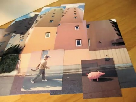 Takeuchi Taijin's Impressive Stop Motion Film - Wolf vs Pig