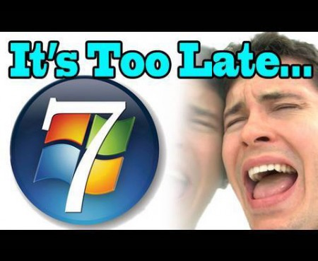 Toby Turner sings: It's Too Late, Windows 7: Timbaland Hit Song 'Apologize' Video Parody
