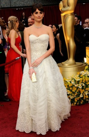 penelope cruz, 81st_annual_academy_awards, Oscar