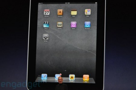 1. Real Apple iPad released January 27, 2010, Apple iPad Mac Tablet Officially Released by Steve Jobs Keynote