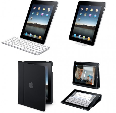 2 large photo accessories, Apple iPad