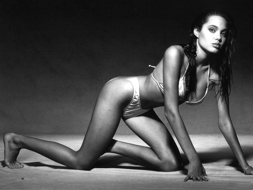 Angelina Jolie Bikini 121