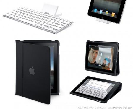 Apple iPad tablet accessories