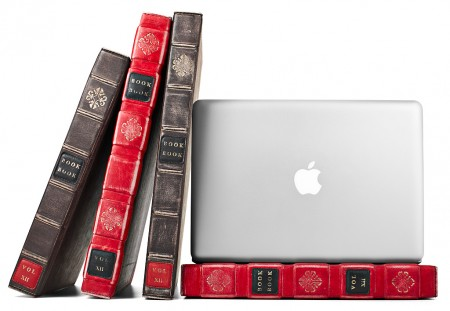 BookBook MacBook Pro Leather Cover for Apple Mac