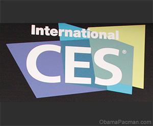CES logo 2010