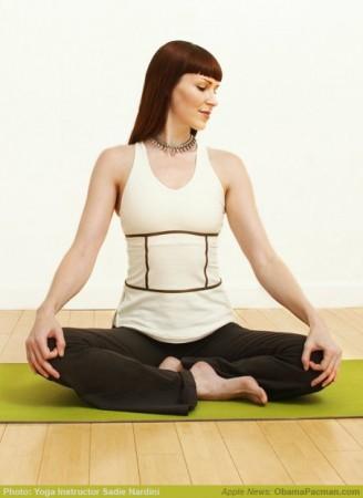 Sadie Nardini yoga
