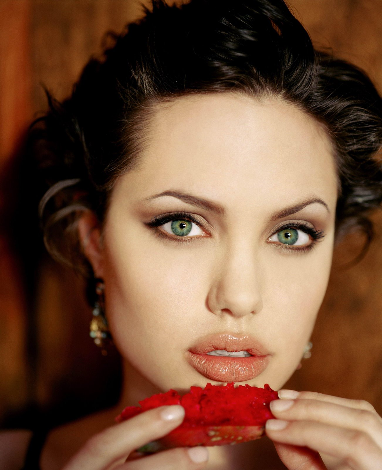 Angelina Jolie Short Hair