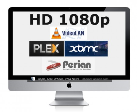 1080p HD MKV Video Playback on Apple computers Mac OS X