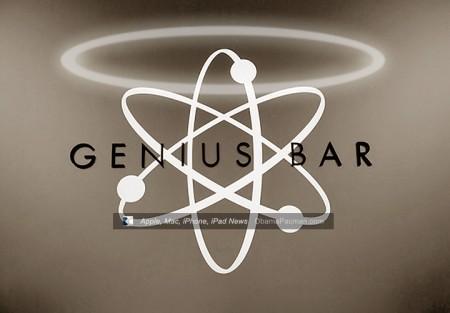 Apple Store Genius Bar Halo, Highly Ranked in BusinessWeek Customer Service Rankings 2010 top 25