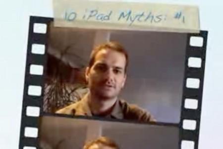 Daniel Eran Dilger, Roughly Drafted Magazine, Apple iPad myth