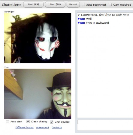 funny chatroulette pictures. Here#39;s another funny one:
