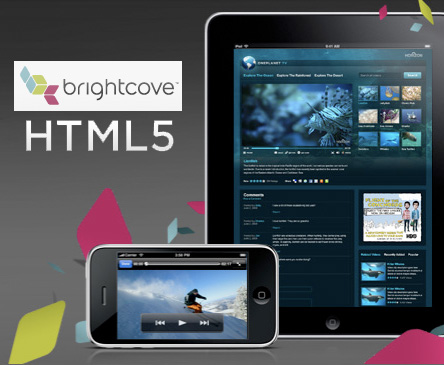 Video Service Provider Brightcove Launches HTML5 Video Support for iPhone iPad