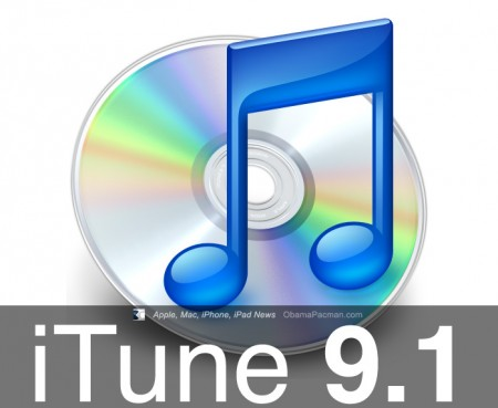Apple iTunes 9.1
