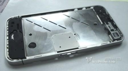 Apple iPhone 4G HD Prototype, internals