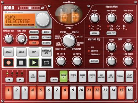 Korg iELECTRIBE App, Rana Apple iPad DJ Kit