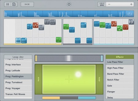 Looptastic HD App, Rana Apple iPad DJ Kit