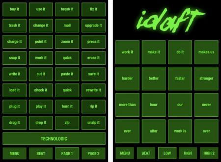 iDaft 2 App, Rana Apple iPad DJ Kit