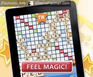"iPad Magical, Electronic Arts Ad ""Feel Magic"""