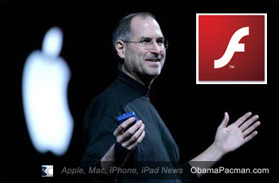Apple CEO Steve Jobs Secretly Loves Adobe Flash
