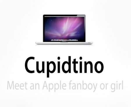 Cupidtino, meet an Apple fanboy or girl
