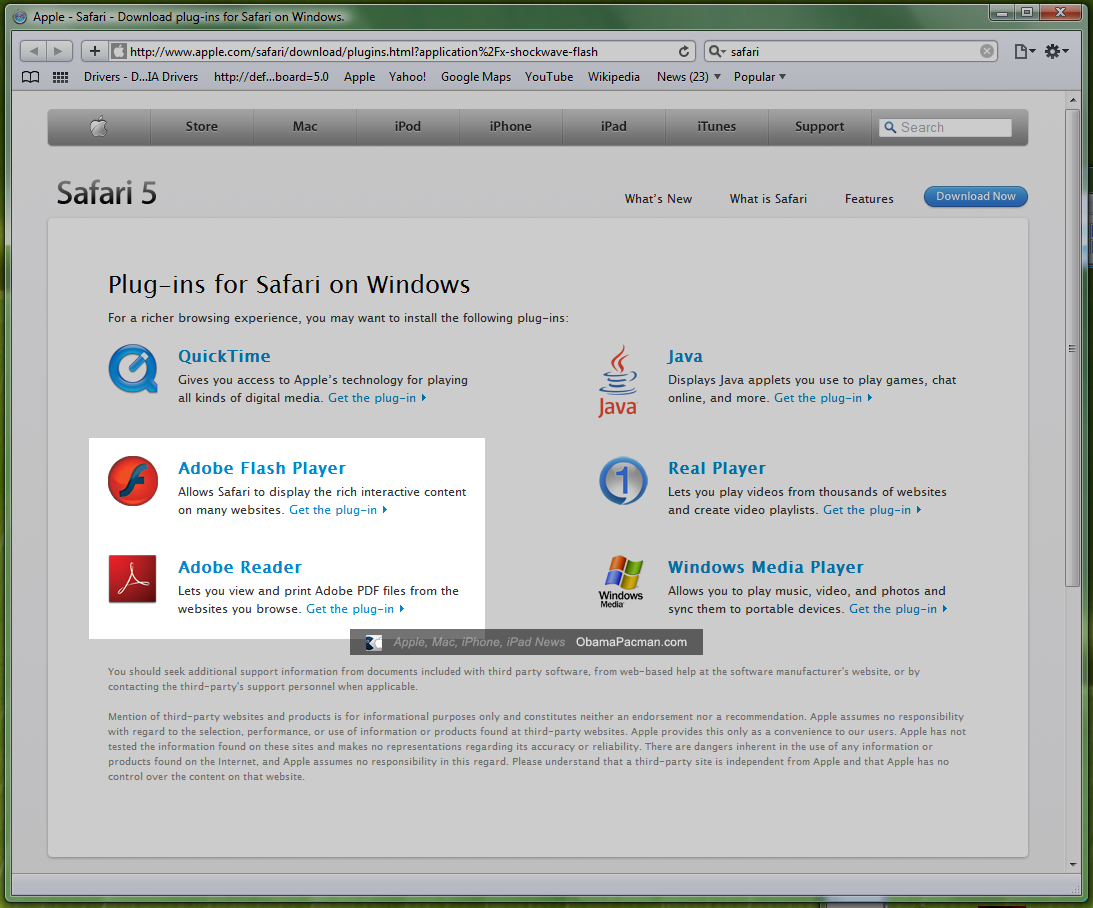 How to disable adobe flash on windows, mac page 8 | zdnet.