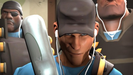 "Valve Steam Team Fortress 2 ""Big Things"" Teaser, June 10 Mac Release"