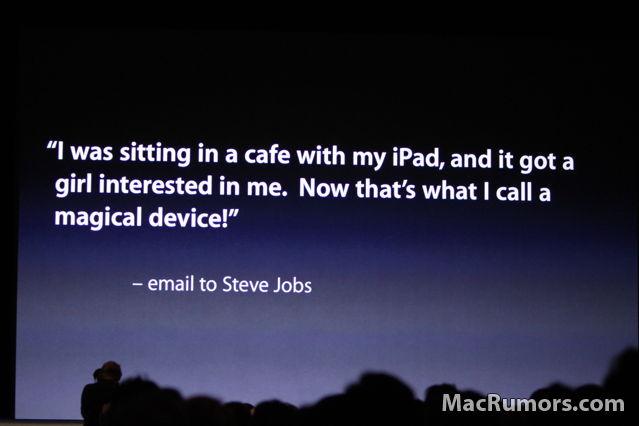 Apple WWDC 2010: iPad, App Store Stats | Obama Pacman