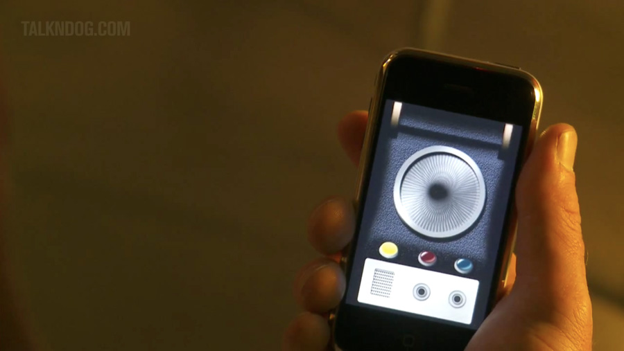 Star Trek Communicator Now Available as iPhone App | Obama