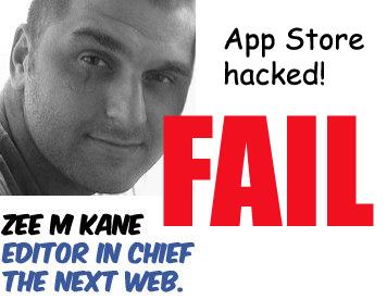 Zee M Kane, misleading fear mongering yellow journalism fail