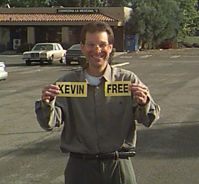 Free Kevin Mitnick
