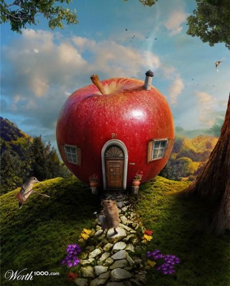Steve Jobs Apple iHouse
