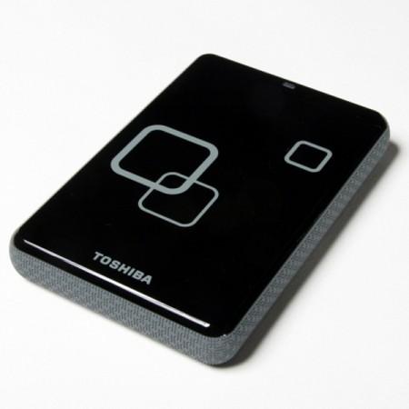 Toshiba USB Portable External Hard Drive