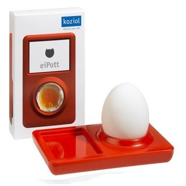 eiPott German koziol iPod egg pod cup